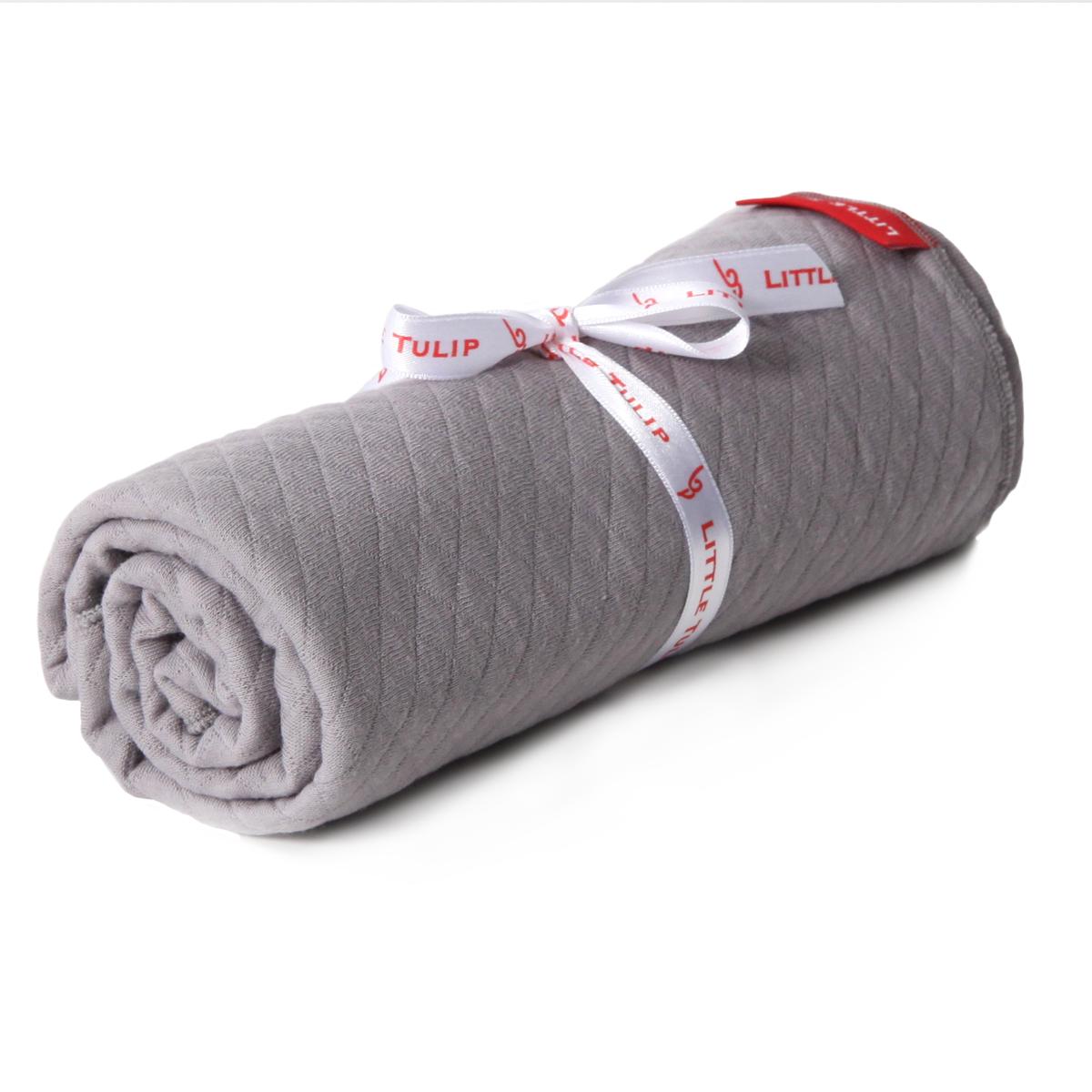 Baby essential: 3 in 1 babywrap/dekentje warm grey