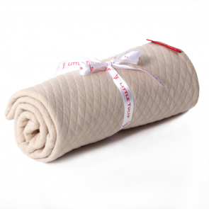Baby essential: 3 in 1 babywrap/dekentje caffee latte