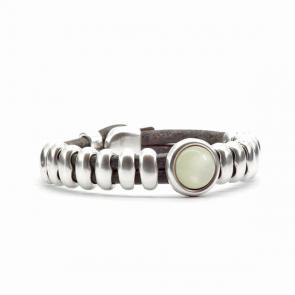 Armband olivia - icy grey