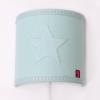 Wandlamp aqua ster