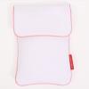 Kruikenzak Zensy Soft wit pastel roze