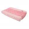 Aankleedkussenhoes pure pink