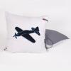 Loungekussen vliegtuig