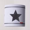 Hanglamp grijze sterren