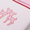 Dekbedovertrekset roze hertjes